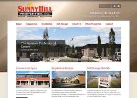 sunnyhillproperties.com