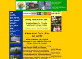 Sunnypointresort.com