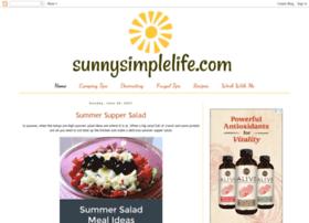 sunnysimplelife.blogspot.com