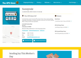sunnyvale-ca-0067.theupsstorelocal.com
