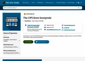 sunnyvale-ca-0180.theupsstorelocal.com