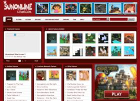 sunonlinegame.com