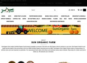 sunorganic.com