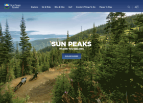 sunpeaksresort.com