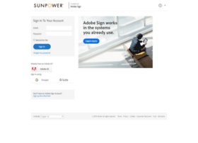 sunpower.echosign.com