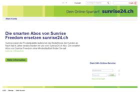 sunrise24.ch