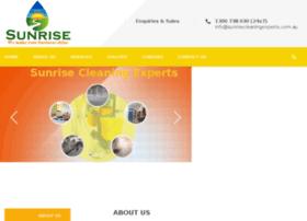 sunrisecleaningexperts.com.au