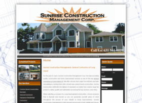 sunriseconstructionmgmt.net