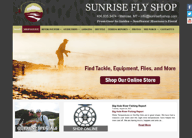 sunriseflyshop.com