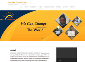 sunrisefoundationtrust.com