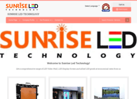 sunriseled.co.in