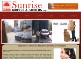 sunrisemoversandpackers.com