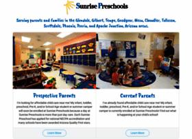 sunrisepreschools.com