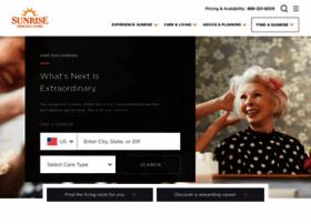 sunriseseniorliving.com