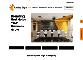 sunrisesigns.com