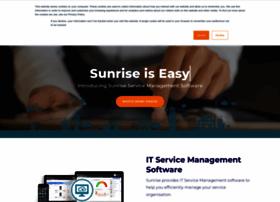 sunrisesoftware.com