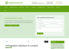 sunrisesolicitors.co.uk