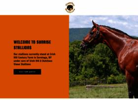 sunrisestallions.com