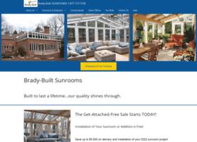 sunroomsbybrady.com