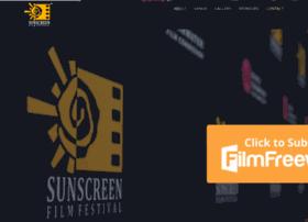 sunscreenfilmfestival.com