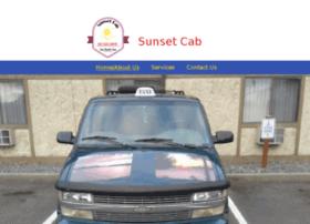 sunsetcab.com
