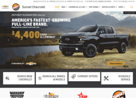 sunsetchevrolet.com