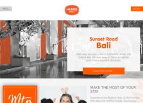 sunsetroad-bali.harrishotels.com
