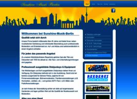 sunshine-musik-berlin.de