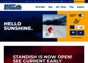 sunshine-village.net