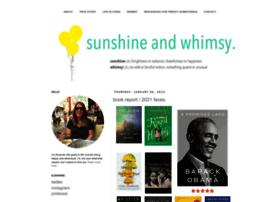 sunshineandwhimsy.net