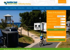 sunshinecoastholidayparks.com.au