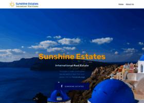 sunshineestates.net