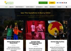 sunshinefoundation.org