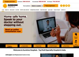 sunshinehospitals.com