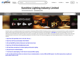 Sunshinelamp.en.ecplaza.net