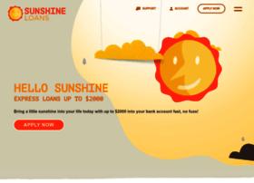 sunshineloans.com.au
