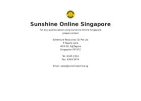 sunshineonline.sg