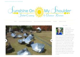 sunshineonmyshoulder.com