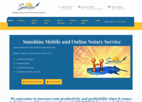 sunshinesigningconnection.com