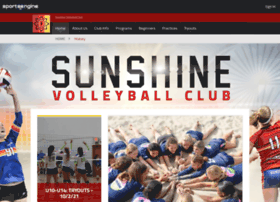 sunshinevolleyball.org
