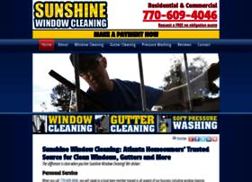 sunshinewindowcleaning.com