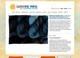 sunshineyarns.com