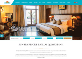 sunsparesortvietnam.com