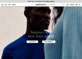 sunspel.com