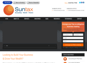 suntax.com.au