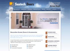 suntechdoors.com