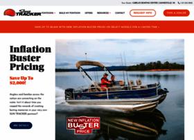 suntrackerboats.com