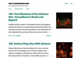 suntv-mahabharatham.blogspot.in