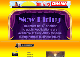 sunvalleycinema.com