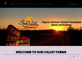 sunvalleyfarms.com